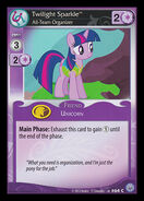 Twilight Sparkle, All-Team Organizer