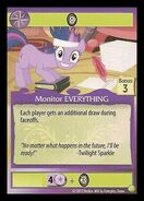 Monitor EVERYTHING (GenCon)