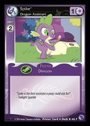 Spike, Dragon Assistant