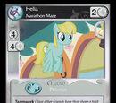 Helia, Marathon Mare