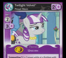 Twilight Velvet, Proud Mom