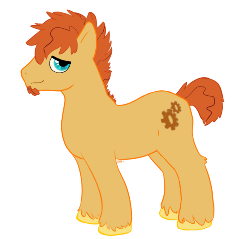 File:Clockwork the pony by candycollie-d38wvsv.png