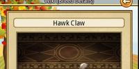 Hawk Claw