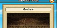 Mewbear