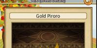 Gold Piroro