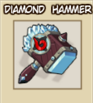 Diamond hammer