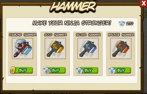 Hammer buy