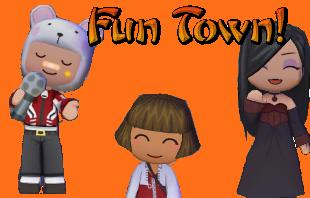 Fun Town! Banner