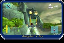 MSSH Portal - Smuggler's Bay