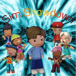 Sim Showdown Banner