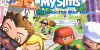 Portal:MySims Characters