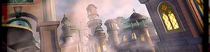 Megatropolis Prime - Selection Screen