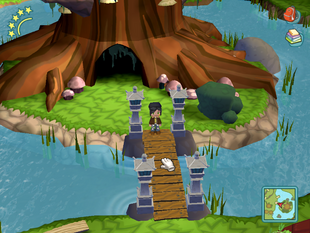Chess Cave Entrance