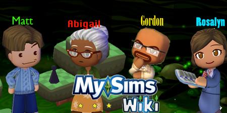 Studious Sims Poll Banner