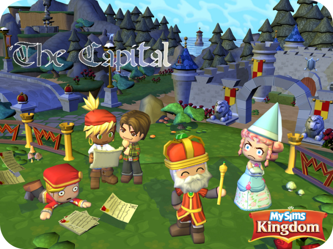 The Capital Kingdom Portal