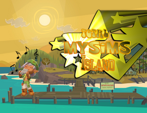 Total MySims Island Ad