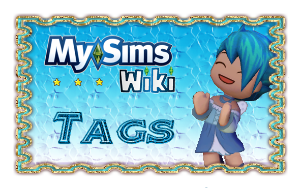 MySims Wiki Tags Banner