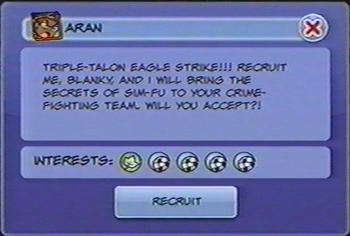 Aran Recruit Profile