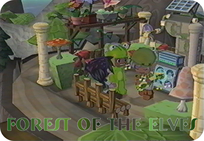 Forest of the Elves Kingdom Portal