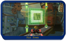 MSSH Portal - Tin Town