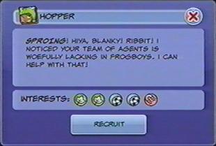 Hopper Recruit Profile