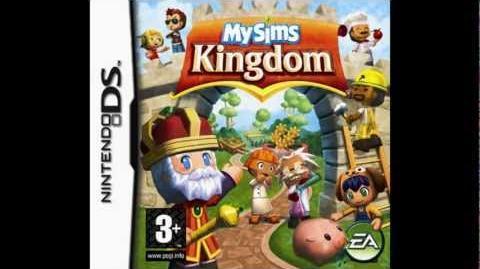 My Sims Kingdom Soundtrack- Evening HQ