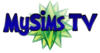 MySims TV Logo