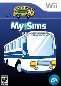 MySimsBusHeroes