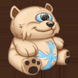 File:Crafting Item Polar Teddybear.png