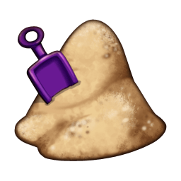 Crafting Item Sand