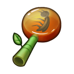 Crafting Item Amber Lollipop
