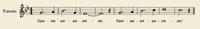 Sheetmusic Furcorn Continent1