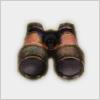 Hidden-binoculars