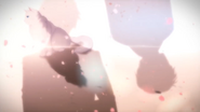 Opening Jumin and V silhouette