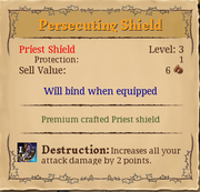 Persecuting shield 3