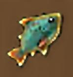 Shiny trout e