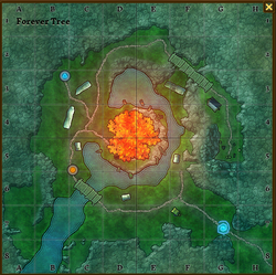 Forever tree map