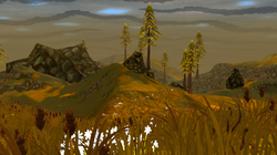 Goldenvale view