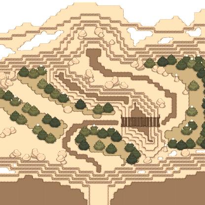 Map The Lush Ridge