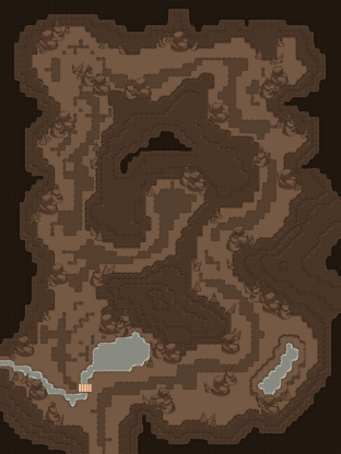 Map The Viney Cave
