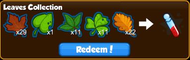 Leaf collection big