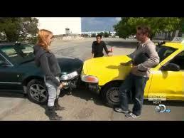 Kari Grant Tori and the sprtscar taxi combo