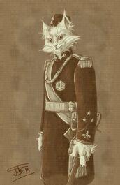 Fur general koshkin by jesseth-d4usbey
