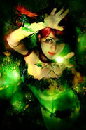 The power of nature poison ivy by iamchipi-d54bjds