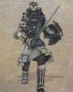 Archadian empire Imperial swordsman 1