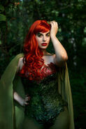 Poison Ivy Cosplay 1 by VirtualGirl6654