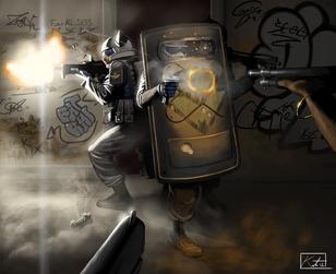 The enforcers by xxxpiffxxx-d57mxsb