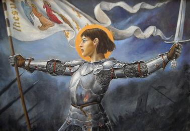 Joan of arc by dashinvaine-d4nvcoz