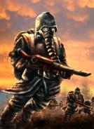 Death korps soldaten by henskelion-d2yolkc