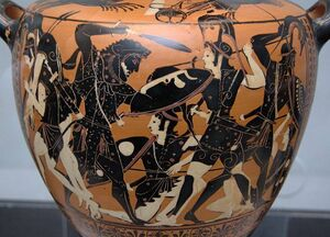 Hercules and hippolyte
